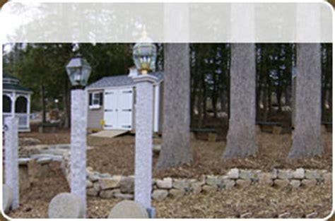 granite light posts massachusetts nick ieronimo landscape supplies granite landscape products
