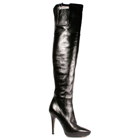 cesare paciotti womens shoes leather high heel