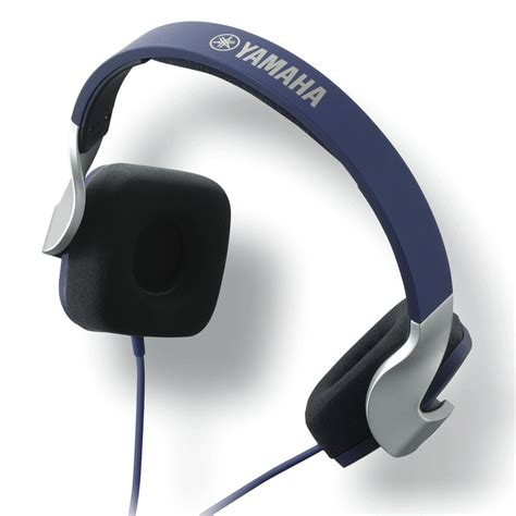 Headset Yamaha Yamaha Hphm82 Headphones Blue At Gear4music