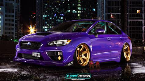 subaru purple subaru wrx by x tomi on deviantart