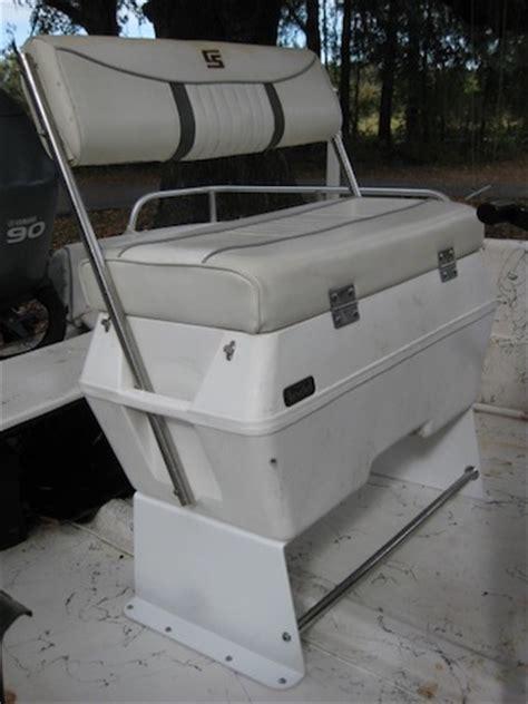 carolina skiff boat seats todd cooler seat kit