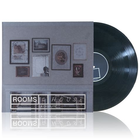La Dispute Rooms Of The House by Day By Day Records La Dispute Rooms Of The House