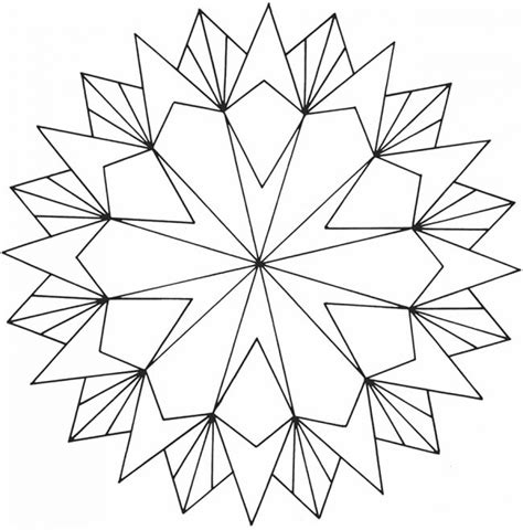 geometric coloring book pages get this printable geometric coloring pages 32234