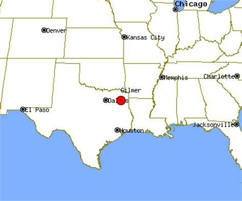 gilmer texas map gilmer profile gilmer tx population crime map