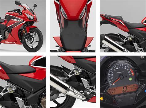 honda cbr300r price honda 2017 cbr300r sports motorcycle review price bikes