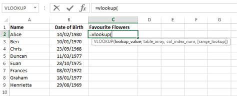 vlookup tutorial in excel 2013 vlookup archives working data