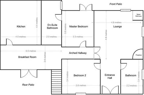 ground floor and first floor plan tuscany villa holiday gt ground floor plan gt luxury