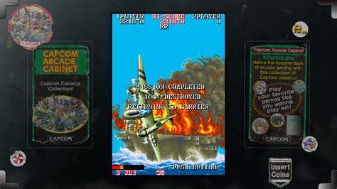 Capcom Arcade Cabinet by Capcom Arcade Cabinet Xbox 360 Www Gameinformer