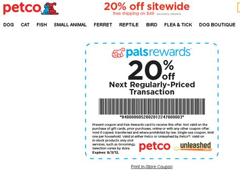 petco grooming pin printable petco grooming coupons discounts bar awards on