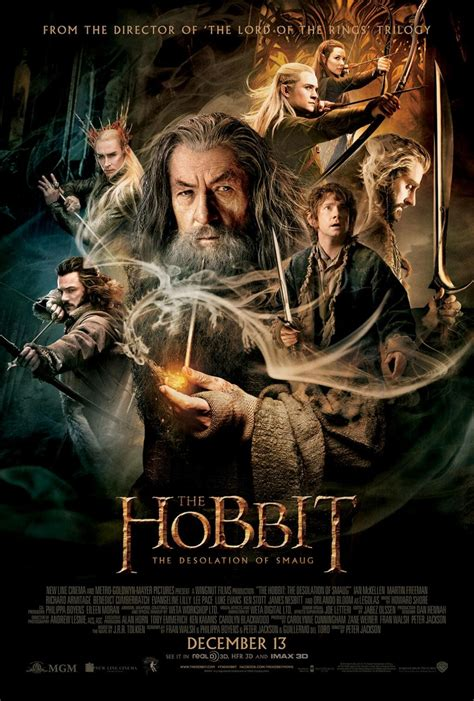 beyond danger the trilogy thoughts the hobbit the desolation of smaug 3d