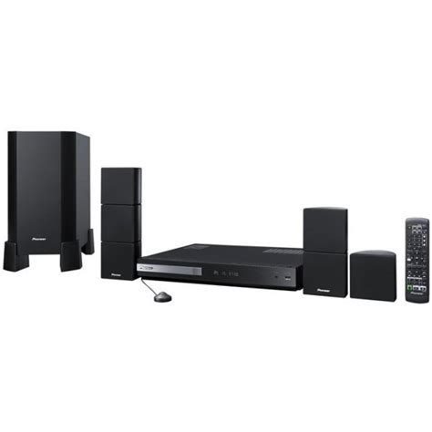 pioneer htz171 dvd region free home theater system for 110