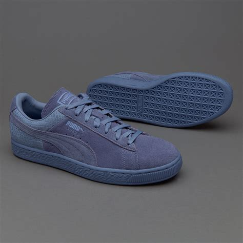 Harga The Suede sepatu sneakers womens suede classic emboss tempest