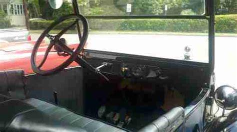 ford maplewood nj buy new 1923 model t touring fresh ground up restoration