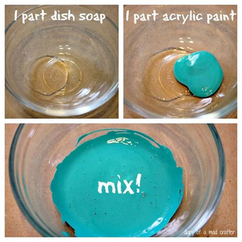 acrylic paint diy diy scratch card a tutorial buckets craft and crafty