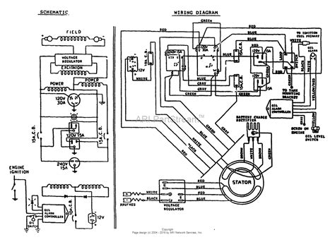 generac 20kw wiring schematic generator transfer switch