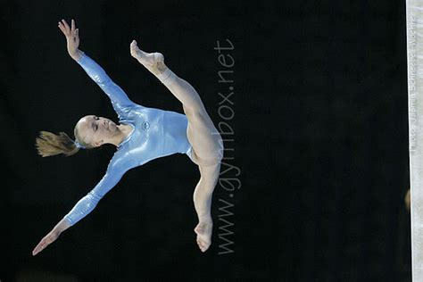 Nastia Liukin Wardrobe by Worlds 07 Artistic Gymnastics