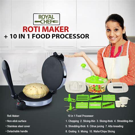 membuat roti dengan food processor buy roti maker 10 in 1 food processor online at best