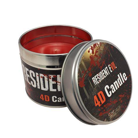 candela virtuale candela puzza di morto per giocare a resident evil 7
