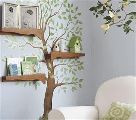 Tree Shelf Nursery by Nursery Design Trends Advice From Designer