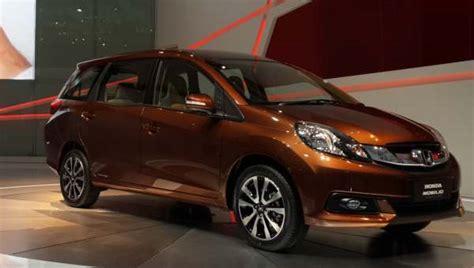 Covertutup Mobil Honda Mobilio F New Warna honda buka pesanan mobilio 64328
