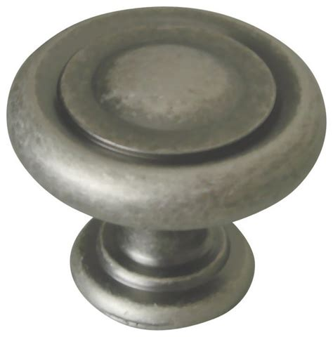 Pewter Cabinet Knobs by Design House 203943 Town Square Door And Cabinet Knob