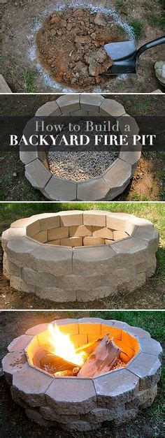 can i build a pit in my backyard diy pit and seating area house and seating areas