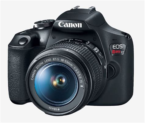 new canon canon launches entry level dslr the eos rebel t7