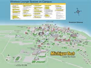 Michigan Tech Map by Tag Archives Computer Labs It News Amp Announcements