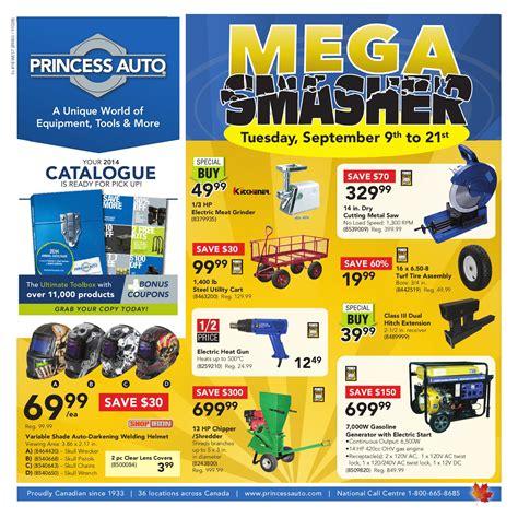 Home Depot Design Store Princess Auto Weekly Flyer 2 Week Flyer Mega Smasher