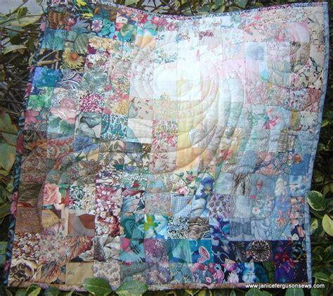 Watercolor Quilts by Rebecca S Watercolor Quilt Janice Ferguson Sews