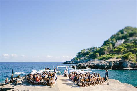 Wedding Mallorca by Cliffside Mallorca Spain Wedding Daniel Green