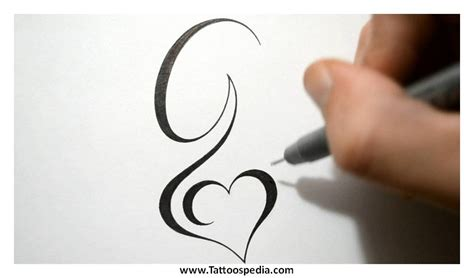 tattoo designs of alphabet g letter g tattoo designs letter of recommendation