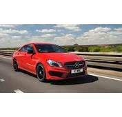 Mercedes Benz CLA Review  Top Gear