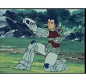 Mospeada Scott Bernard Armored Cyclone Gakken 1983  DX Robo
