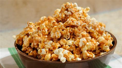Kitchen Renovation Design Ideas Spicy Caramel Popcorn With Peanuts Recipe Amp Martha