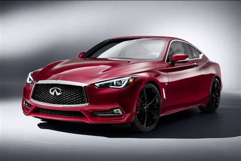 infiniti car q60 2017 infiniti q60 coupe breaks cover at naias updated