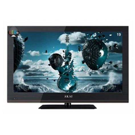 Tv Led Niko 19 In akai hd ready 19 inches led tv led19d20 dx price specification features akai tv on sulekha