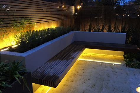 Garden Lighting Landscaping Design And Construction Landscape Lighting Uk