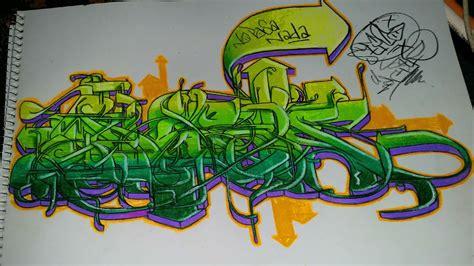 graffiti wild style graffiti enrredado  youtube