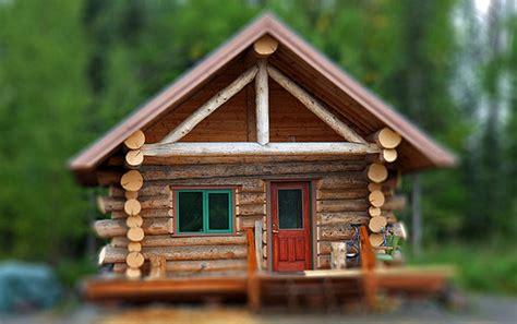 miniature gardening com cottages c 2 log cabin in miniature near talkeetna alaska