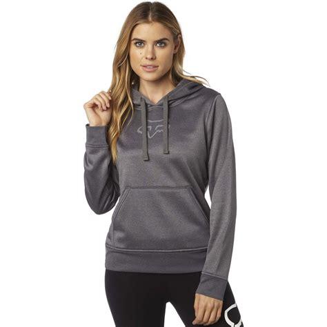 Sweater Zip Hoodie Hearther Grey Zlstore fox racing womens sharped pullover hoody grey sixstar racing