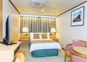 King Size Beds On Cruise Ships Cruise Ship Rooms Cabins Suites P O Cruises