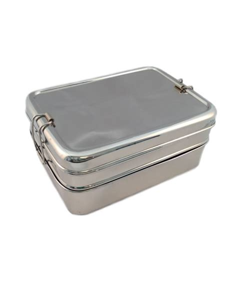 Stainless Lunchbox 1 Susunrantang Bekal sustain a stacker 3 pc stainless steel lunchbox
