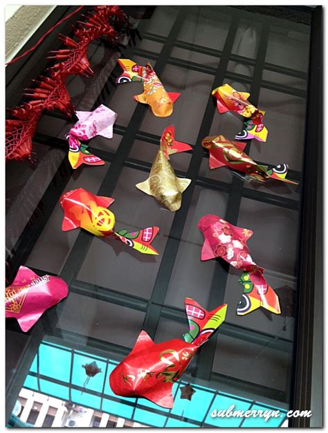 Cny Paper Craft - angpow lanterns and cny craft collections 171 home is where