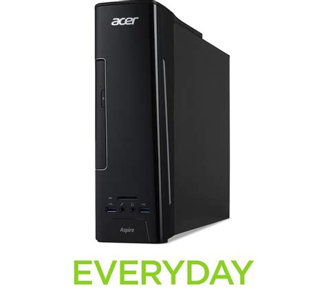 Acer Desk Top Computers Acer Aspire Xc 780 Desktop Pc Review