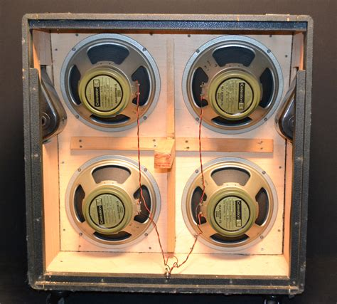 wiring 4x12 16 ohm speakers wiring get free image about