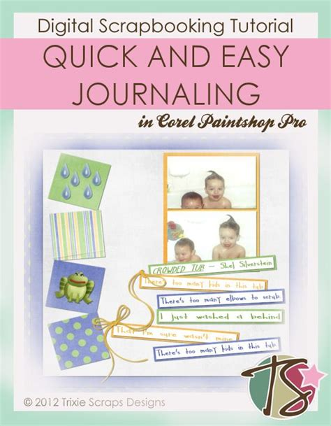 tutorial scrapbook digital 103 best masters monday digital scrapbooking tutorials