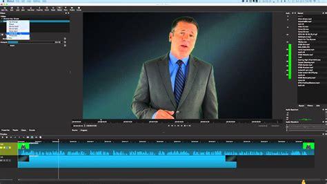 tutorial youtube editor how to green screen in shotcut video editor shotcut