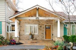 Front Gable Roof Front Porch Gable Roof Exterior Tropical With Rocking