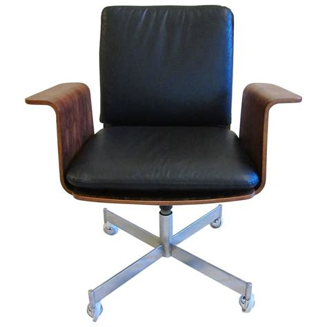 Kevi Office Chair by Joergen Rasmussen Kevi Office Chair At 1stdibs